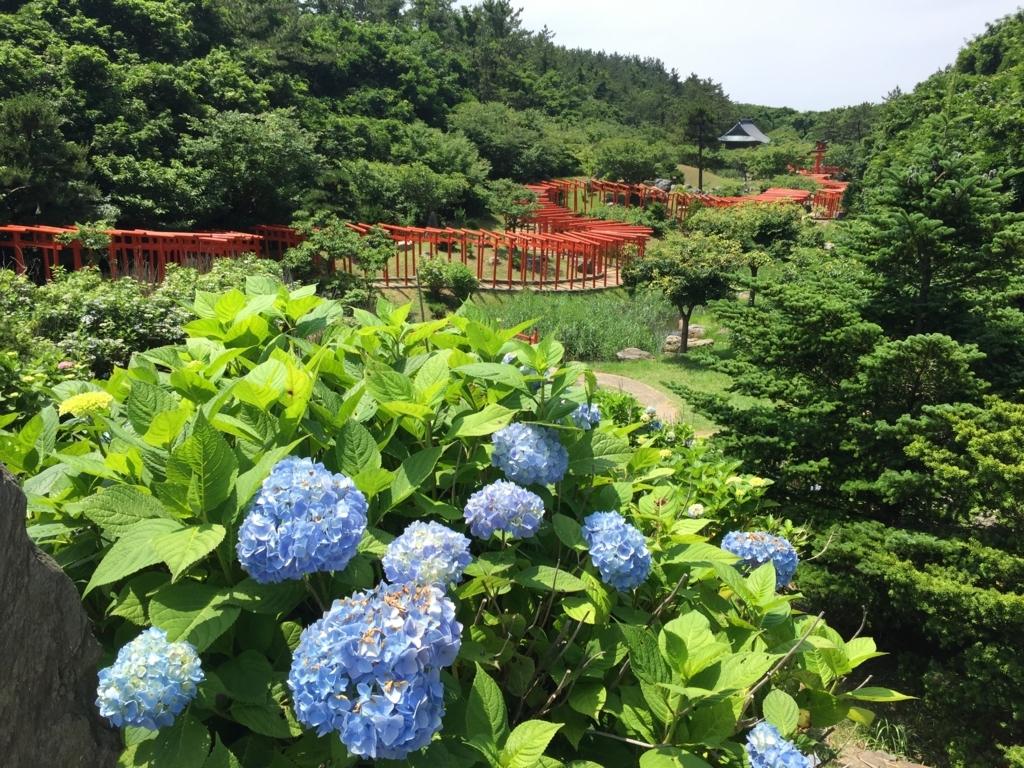高山稲荷神社(つがる市)