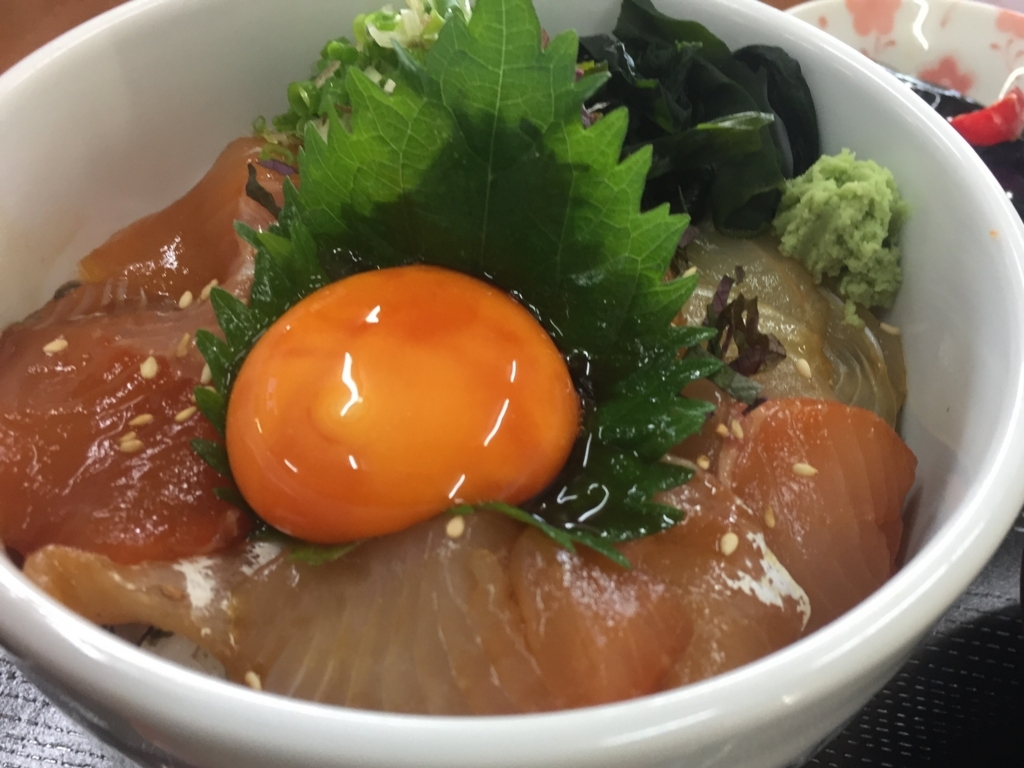 汐風ドライブインのご当地丼いとひら丼を食す!(鯵ヶ沢町)