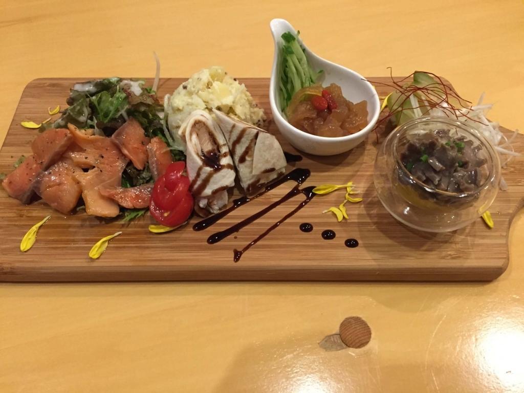 中華×バル阿保屋のおまかせコース(弘前市)