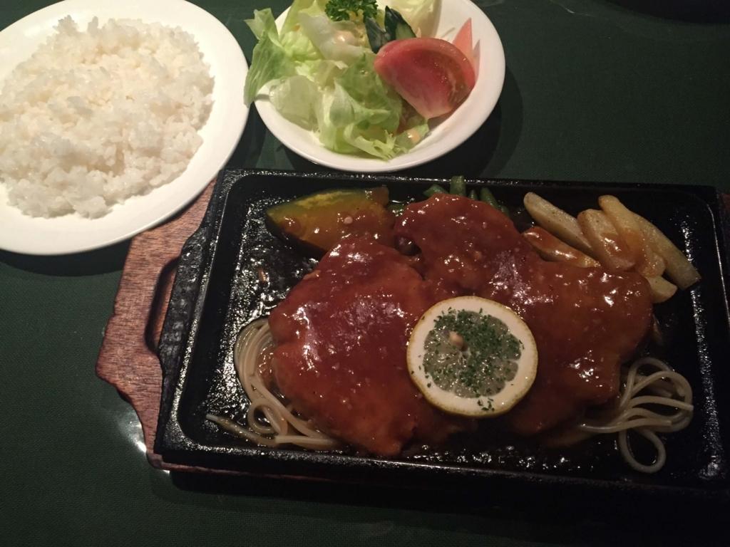ラコスティのポークジンジャー(弘前市)