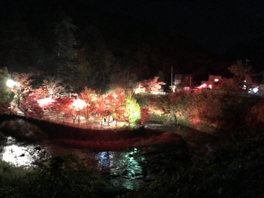 【2017】秋は中野もみじ山に行くべき(黒石市)