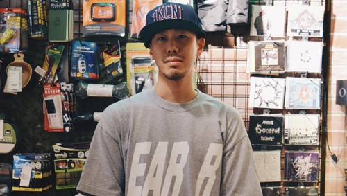 【DNC】東京の煙たい空気とノリを表現する男ISSUGI【MONJU】