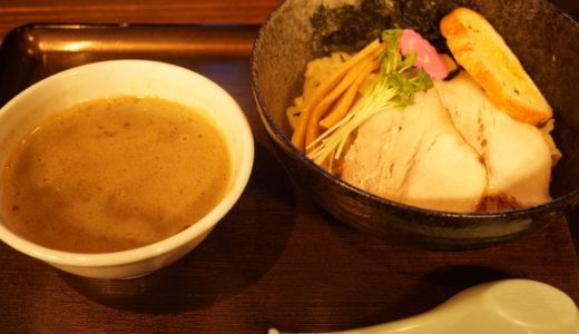煮干結社 弘前の煮干大王のつけ麺を食べましょう。(弘前市)