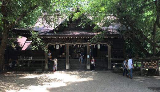 猿賀神社の平川市蓮の花まつり2018(平川市)