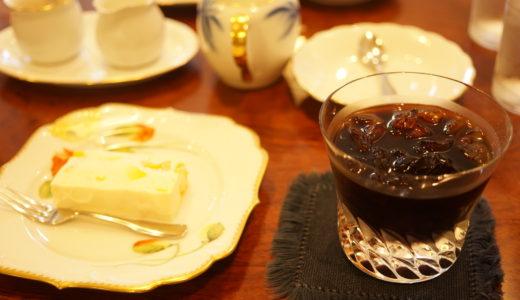 可否屋 葡瑠満で美味しいコーヒーと本物の贅沢な時間を満喫(弘前市)