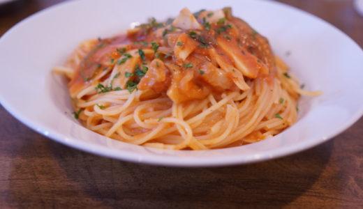 PastaYaで県産食材を贅沢に使ったパスタを食べましょう!(弘前市)