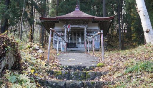 津軽産十三霊場24番 小金山神社 入内観音堂(青森市)
