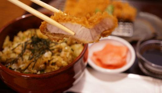 とんかつ萬福でサクサク美味しいとんかつ食べましょう(弘前市)