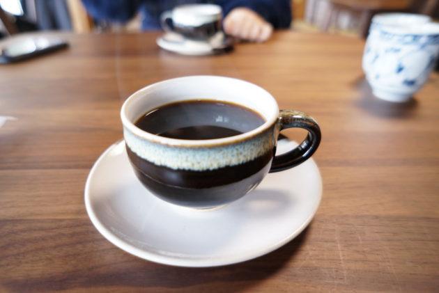 古民家カフェ 山の子のハンドドリップコーヒー