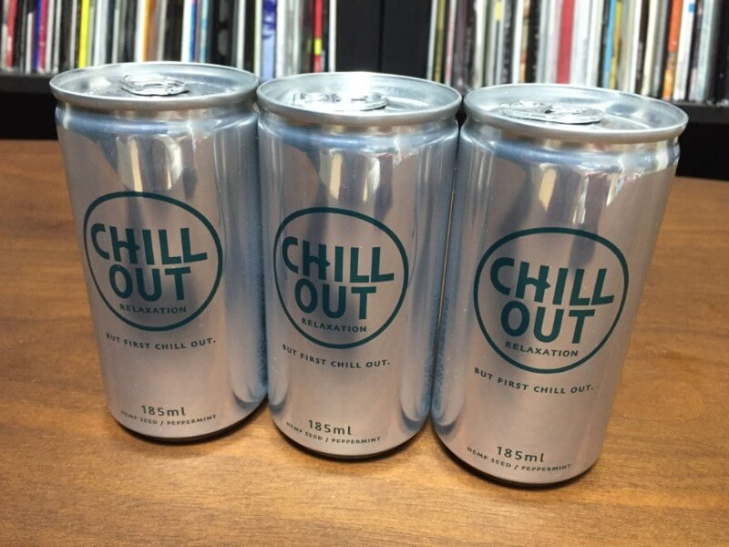 CHILL OUTはこんな感じ