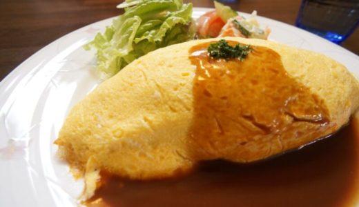 洋食 KAMIYAはオムライスが美味しい街に溶け込む洋食屋です(弘前市)
