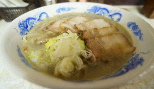 中華そば八助は秋田県大館市から来た濃厚煮干しのラーメン屋です(弘前市)