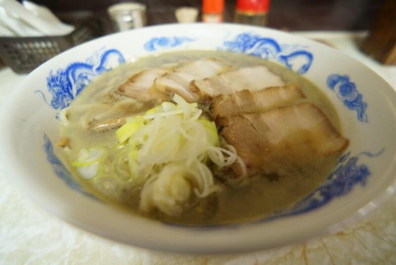 中華そば八助の特選煮干