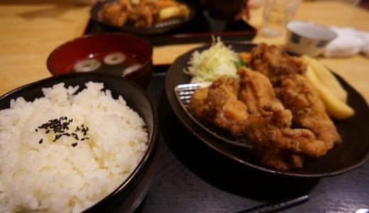 ふじやからあげ店 弘前でできたてジューシーな唐揚げ食べましょう(弘前市)
