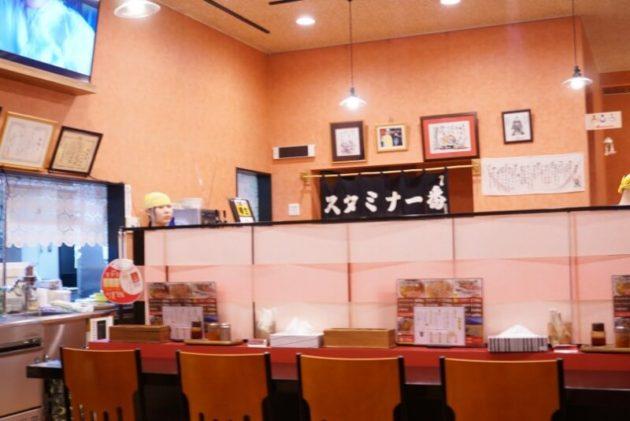 スタミナ一番・屋台スピリッツの店内1