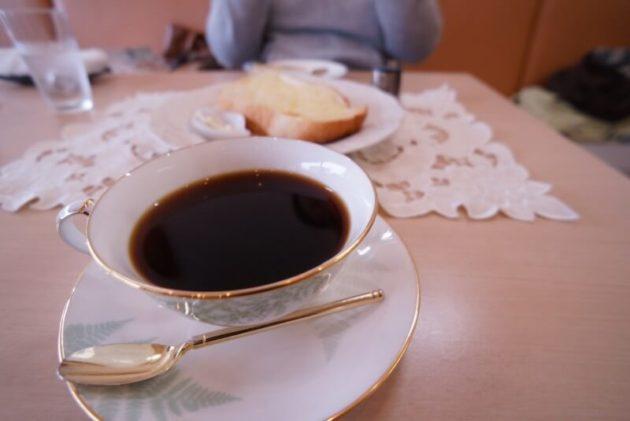 大館珈琲館のコーヒー達