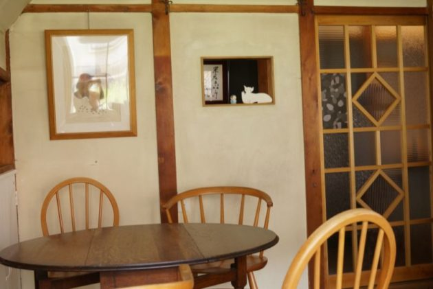 カフェ・ルーラルの店内2