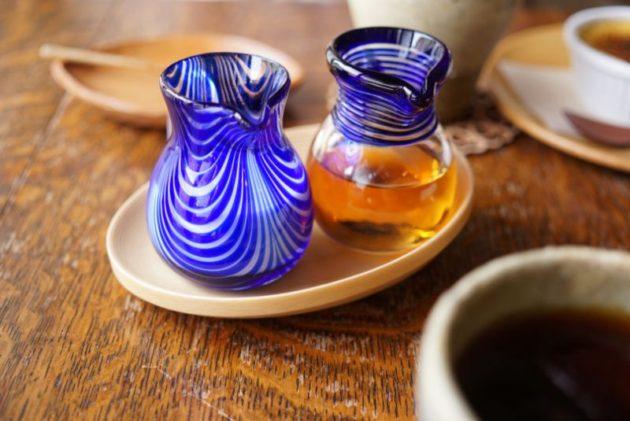 カフェ・ルーラルのテーブル1