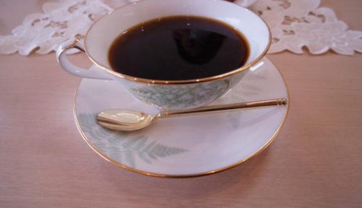 大館珈琲館で優雅にネルドリップコーヒー飲みましょう(秋田県大館市)