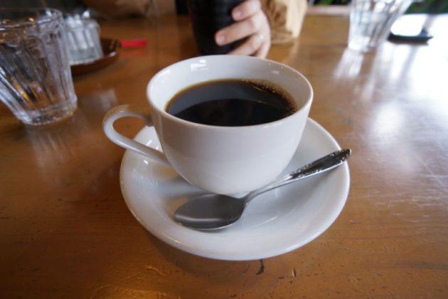 けや木のストレートコーヒーモカ