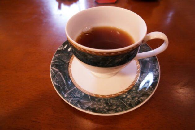 お食事処ポテトのコーヒー