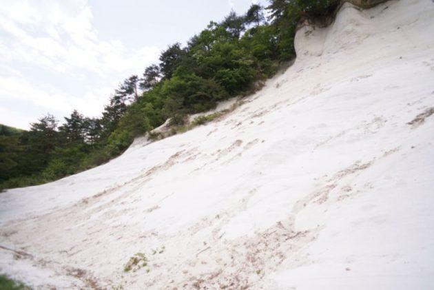 白岩森林公園の白岩こっちからも