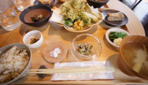 桜林茶寮で旬の山菜を使用したお昼ごはんを堪能してきました(弘前市)