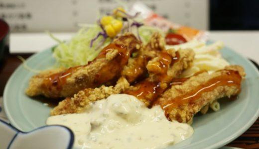 お得にお腹いっぱいになれる笑福亭は学生の味方な食堂です(弘前市)