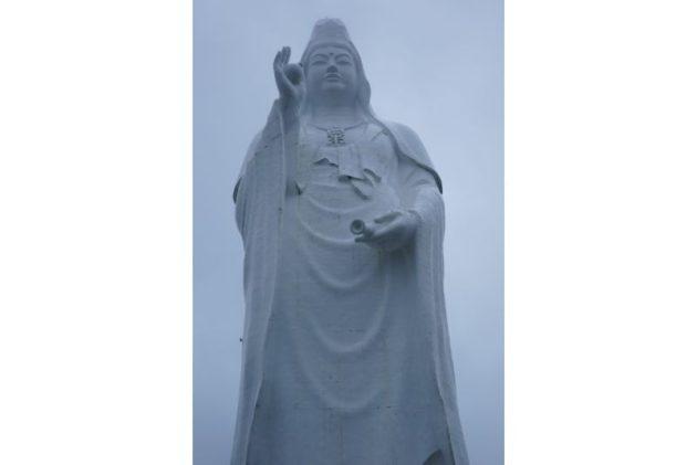 大観密寺・仙台大観音の全体像