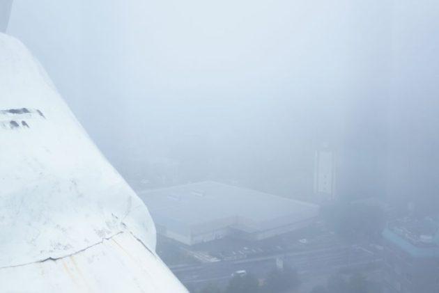 大観密寺・仙台大観音の最上階からの景色