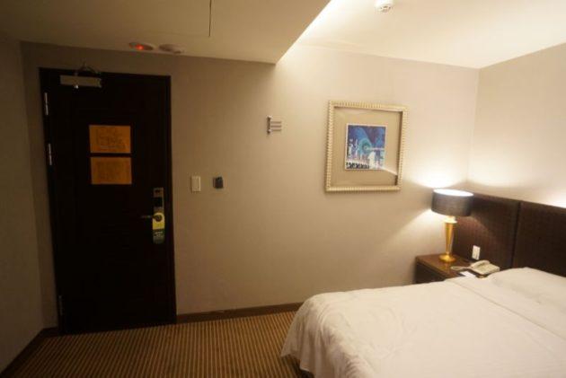 ザ メトロホテル (豪爵大飯店)の部屋はこんな感じ
