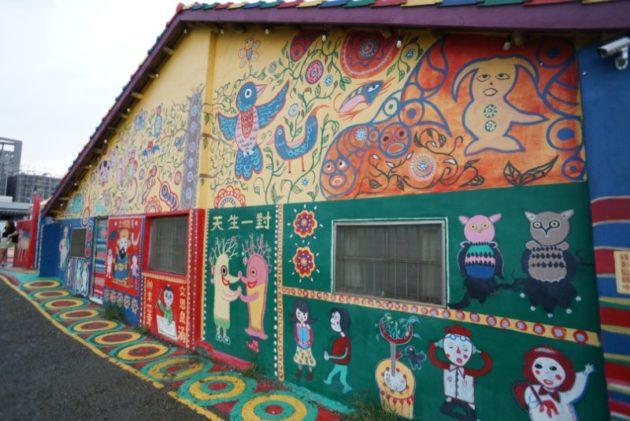 彩虹眷村こっちの画も良いですね