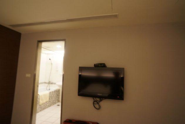 ザ メトロホテル (豪爵大飯店)のテレビ