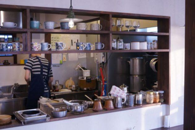 カレーとコーヒー Kingの店内1