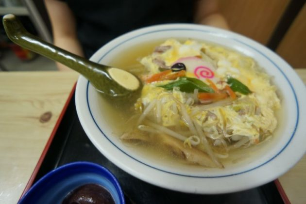 三忠食堂本店の五目中華