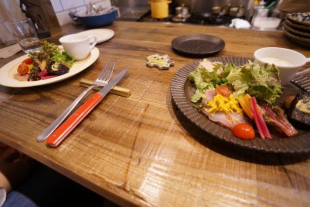 pommeris(ポムリ)の個性的なお皿