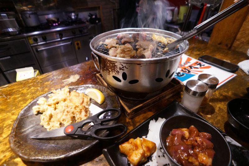 大衆鶏酒場 とりべえでリーズナブルに鶏のフルコースを堪能(弘前市)