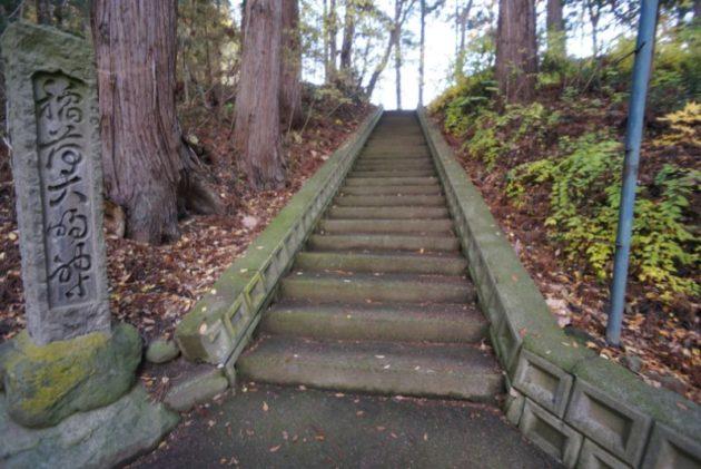 愛宕山橋雲寺さらに上に登っていきます