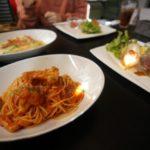 創作イタリアンピエタンザのパスタ達