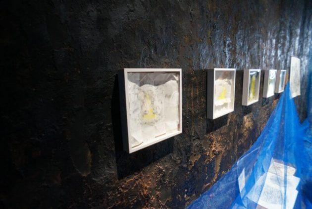 弘前れんが倉庫美術館のりんご宇宙展示15