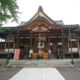 金剛山最勝院の本堂
